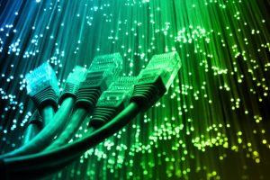 fibre optique pour internet très haut débit