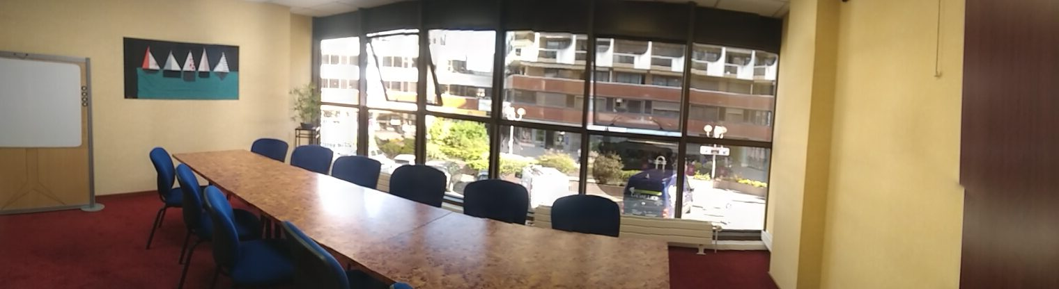 Grande salle de travail