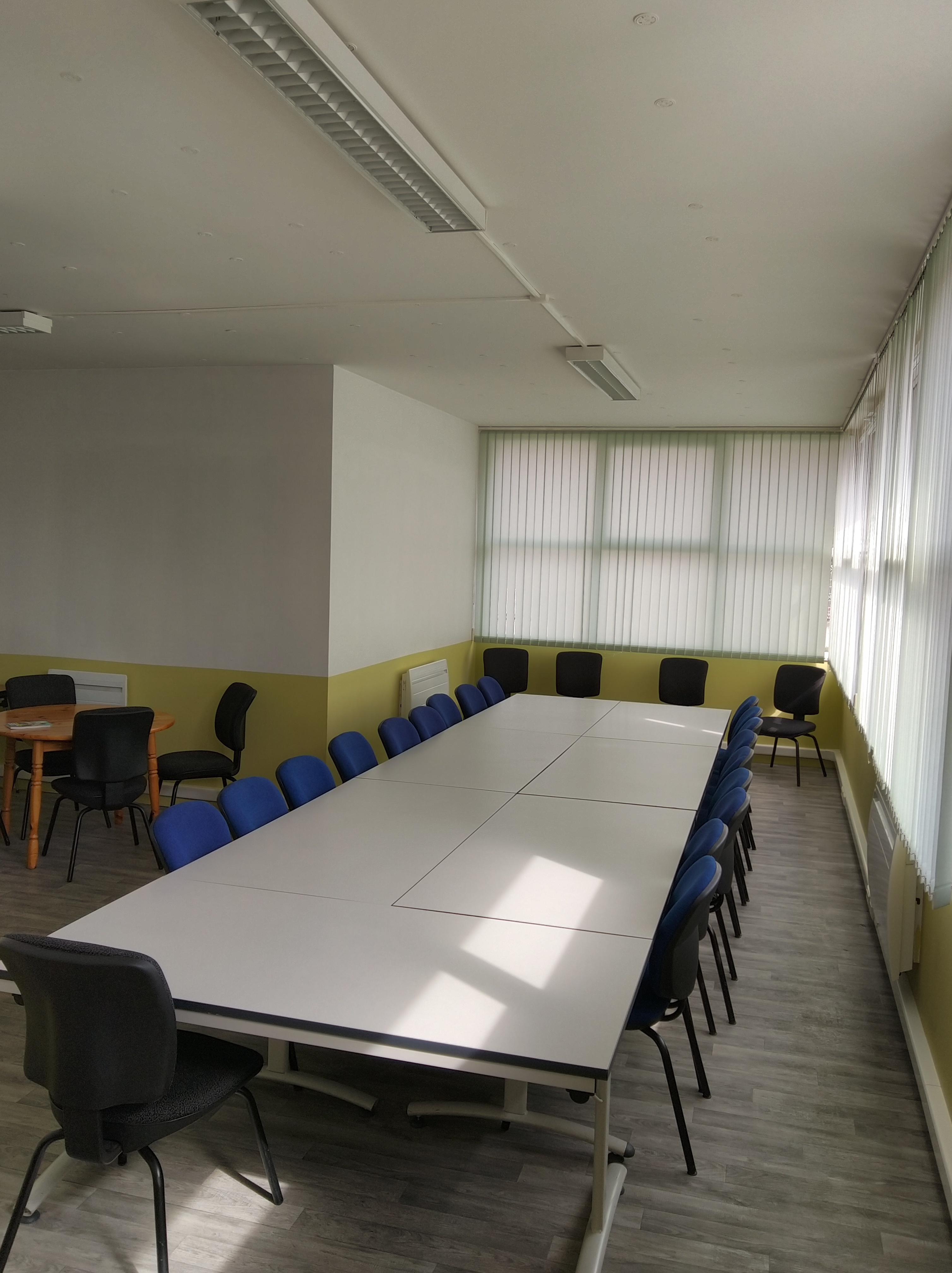 salle de formation à vongy
