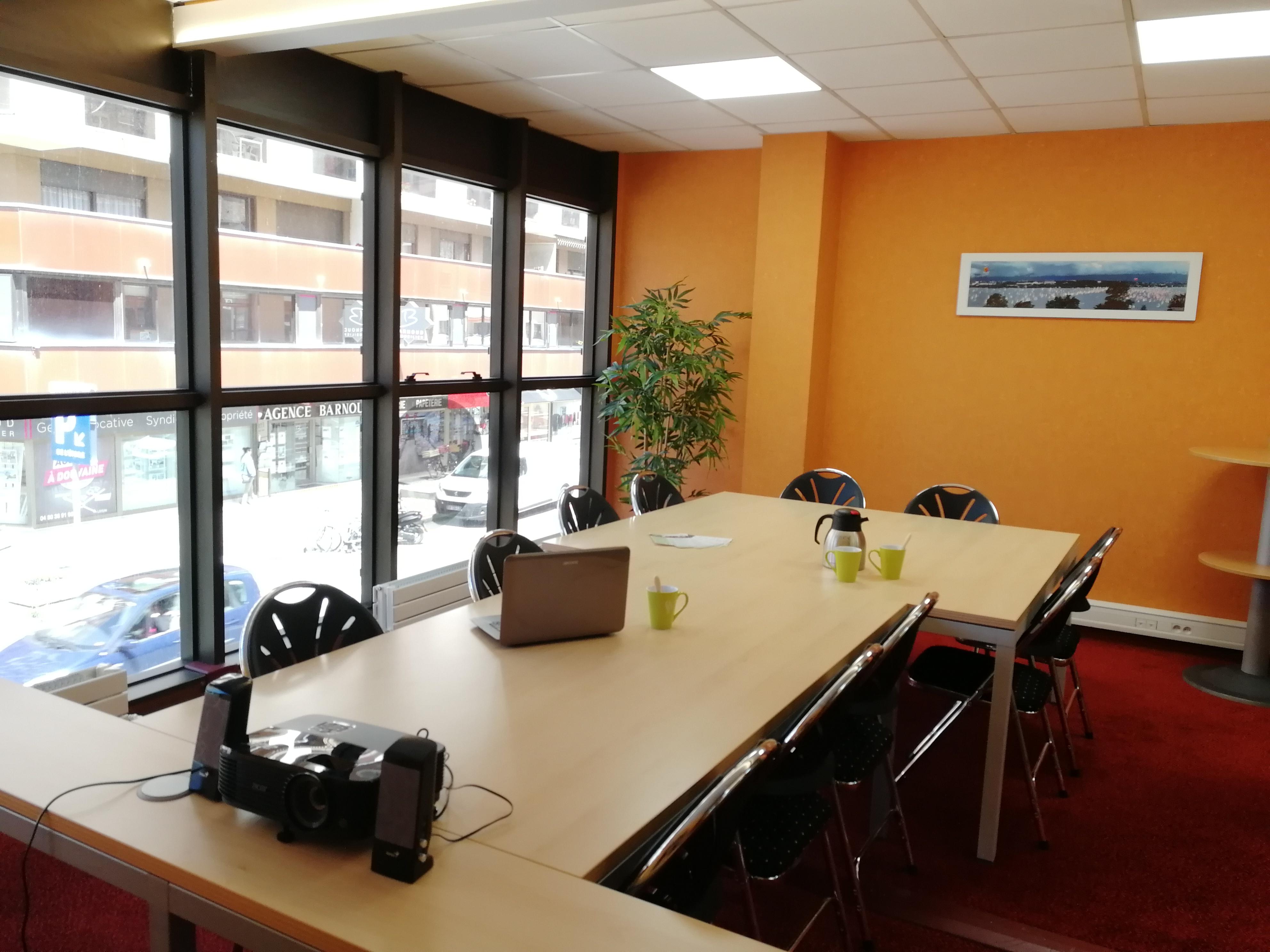 Salle de réunion Le Jaman