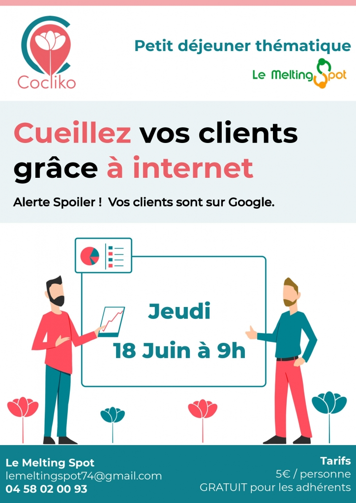 comment attirer les clients google